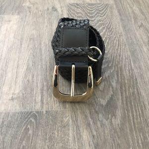 Michael Kors MK braided belt